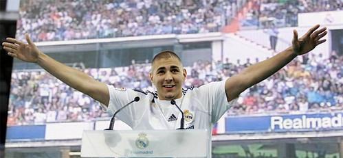 Ya hay grito de guerra 1, 2, 3 ¡Hala Madrid!