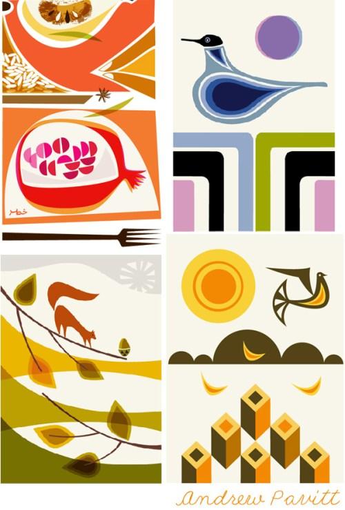 Illustrator Andrew Pavitt
