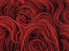deep, warm reds