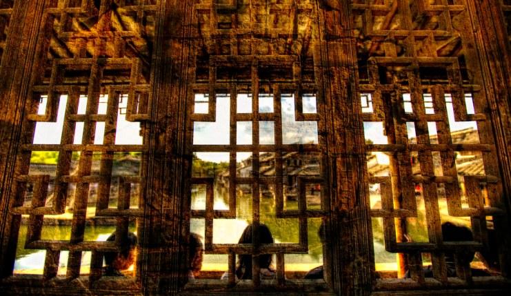 Wuzhen: Window to the River.