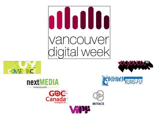 Vancouver Digital Week - Events