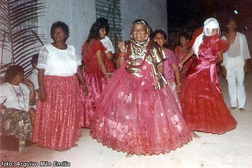Festa da Cigana, feita por Mãe Emilia desde moça, muito antes de ir para Salvador. Abaixo, vários momentos da bela Cigana.
