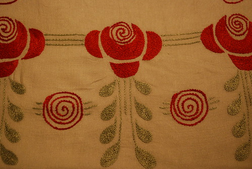 My great-grandmother's embroidery