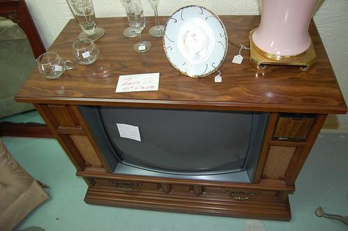 Vintage TV Furniture - only $40