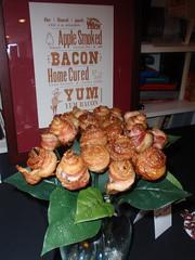Top Bacon Artwork - Bacon Rosettes