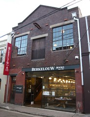 Berkelouw Books and Cafe, Newtown