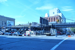 Most Northerly Section of the High Line