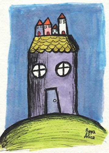 the purple house