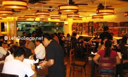 F Word Restaurant along C. Palanca St.