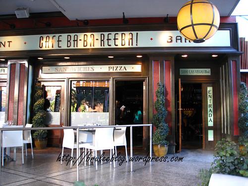 Café Ba Ba Reeba