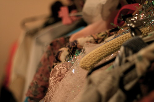 Thursday: Costume Rack
