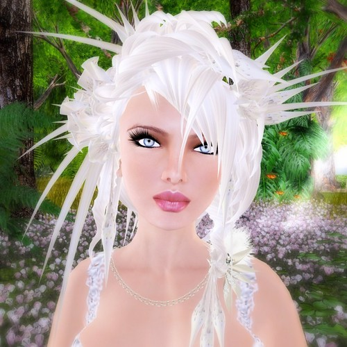 Exile - Lorilei hair by you.