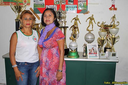Maria José e Mara