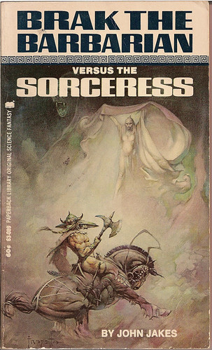 Brak the Barbarian Versus the Sorceress (1969)