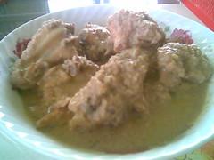 Bandong's ayam kurma