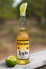 corona w/ lime