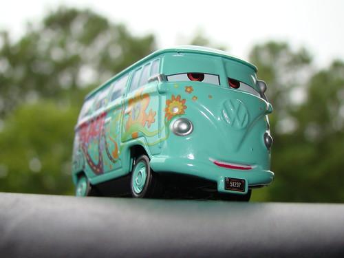 Tomica Disney CARS Filmore (7)