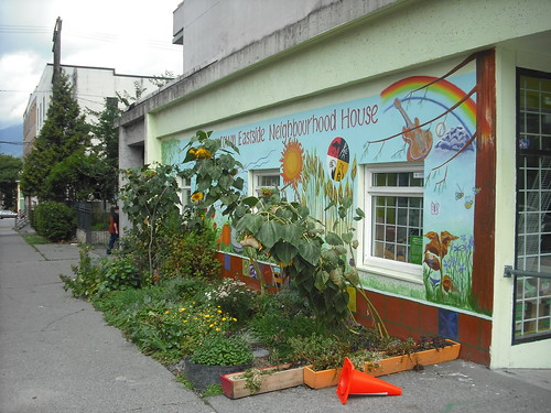 DTES Neighborhood House