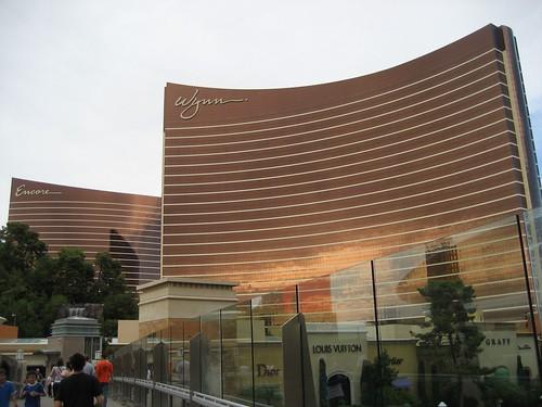 Wynn and Encore Hotels