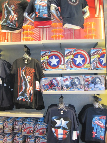 Marvel Super Hero Island:  Shop