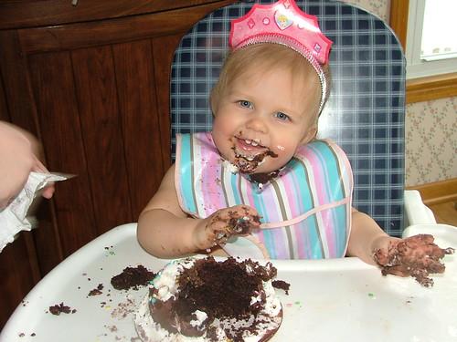 Sadie Piper's First Birthday - 79