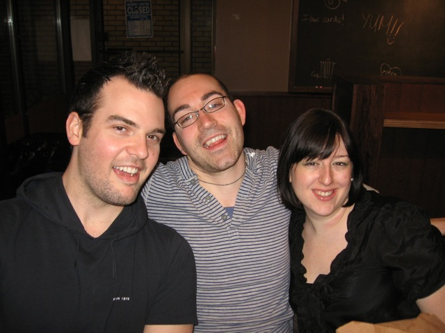 Jeremy, Adam, Katherine
