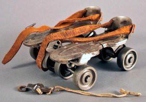 metal skates