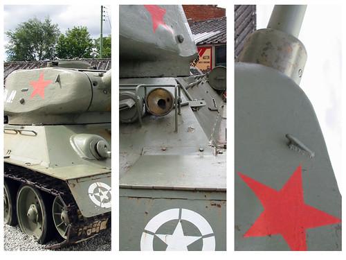T34 Tank Panel 2