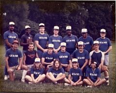 1987 GE Softball Team