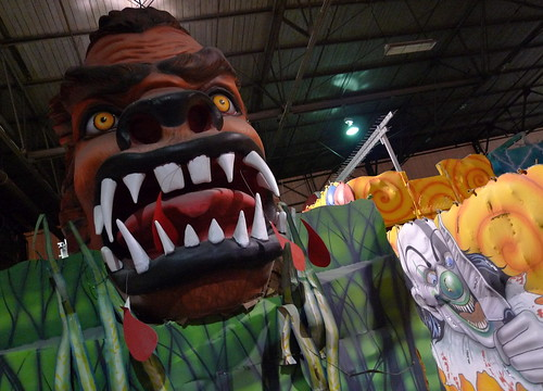 Mardi Gras World