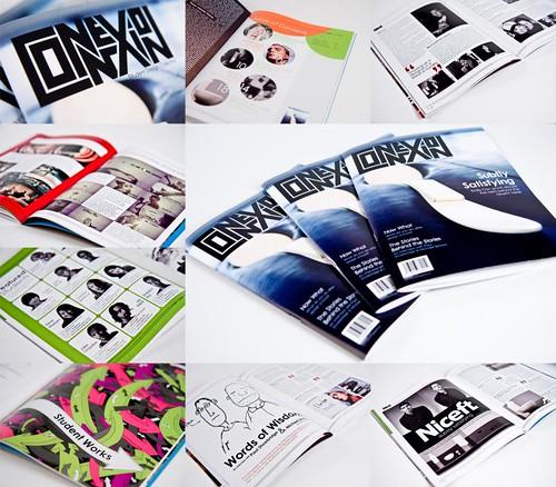 connexions publication