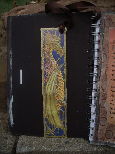 Bookmark inside front cover