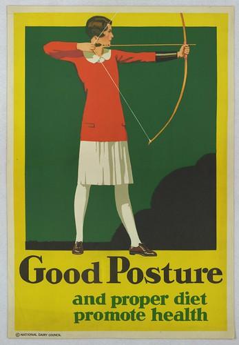 Good_Posture by USDAgov.