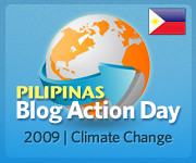 Blog Action Day 2009 Pilipinas