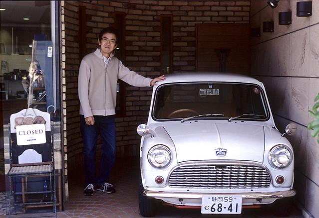 Austin Mini Japan