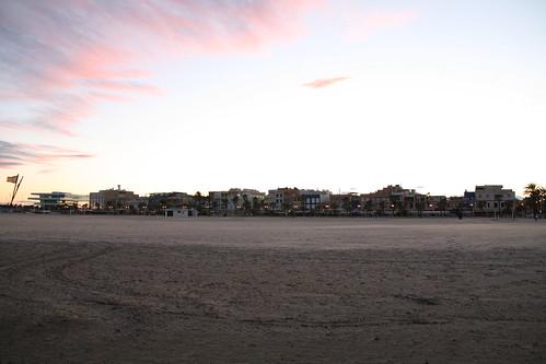 Paseo Maritimo/Valencia's Beach