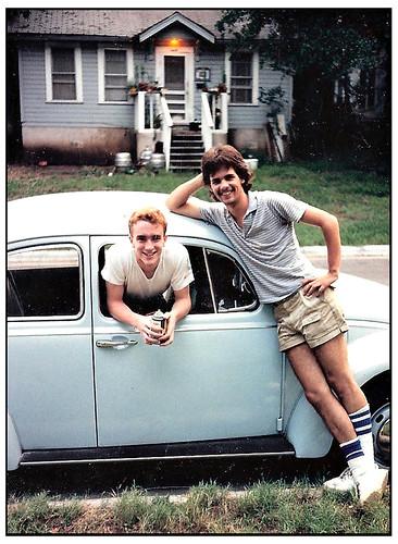 Seth and Josh 1986