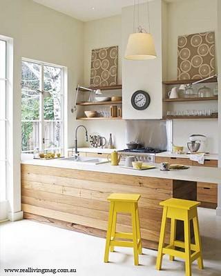 Modern kitchen-Real Living Au