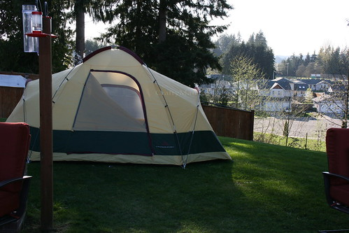 The First Campout of 2009