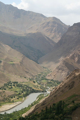 The Panj (North-West-ish)