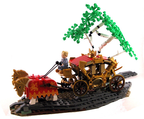 LEGO Royal Carriage