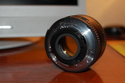 AF-D Nikkor 50mm 1.8 (II)