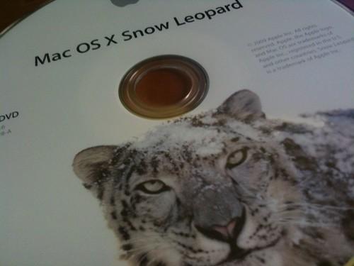 "Snow Leopard (aka, ""Windows 3000"")"