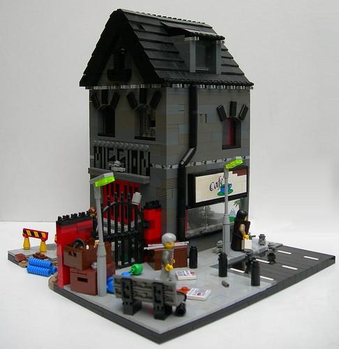 SlyOwls LEGO Streets of London