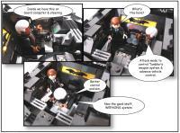 Lego Batman Custom Tumbler w/ BATPOD transform 7888