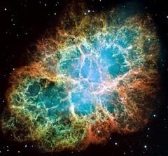Crab Nebula (NASA, Sailing With NASA, 10/24/09)