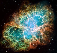 Crab Nebula (NASA, Sailing With NASA, 10/24/09)