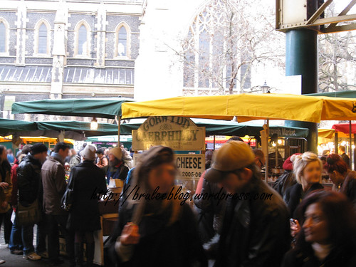 Borough Market - outdoors