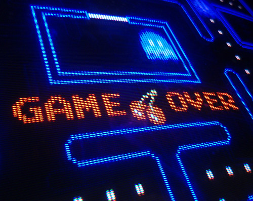 19/365 Game Over