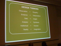 Design + Thinking